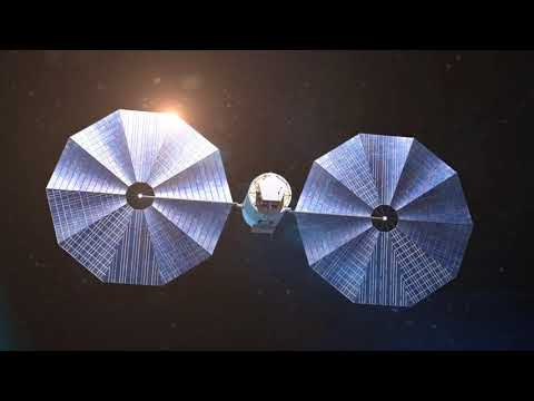 Solar Electric Propulsion SEP Demostration Mission Concept