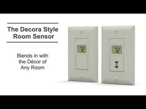 BAPI Decora Style Sensor Overview