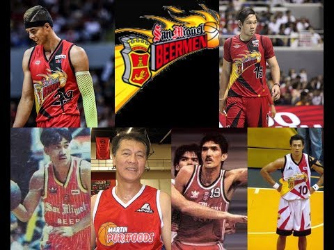 San Miguel Beermen Most Valuable Players