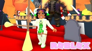 Roblox Adopt Me Halloween Candy Shop... I wanted all of the items so I did this...