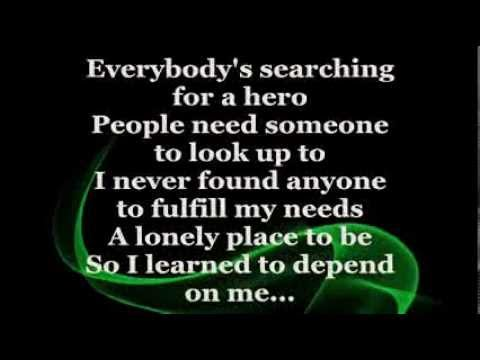 GEORGE BENSON - The Greatest Love Of All (Lyrics)