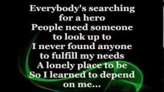 GEORGE BENSON - The Greatest Love Of All (Lyrics)