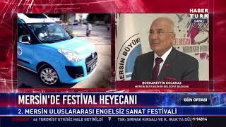 Mersin'de festival heyecanı