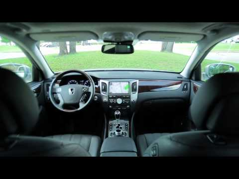 Car Pro Automotive News & 2012 Hyundai Equus Review