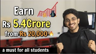 The Basics of Stock Market?| Why all students need to Invest?