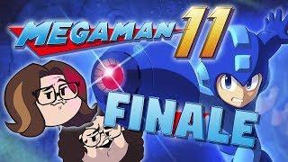 Mega Man 11: Finale - PART 10 - Game Grumps