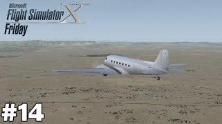 Kwazulu Rhino Rescue [Bell 206B Helicopter and Douglas DC-3] - Flight Simulator Friday [ep14]