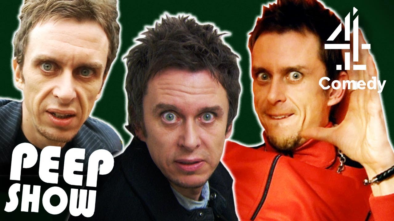 One ICONIC Super Hans Quote from Each Episode of Peep Show!