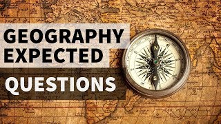 Geography One Liner - SSC CGL