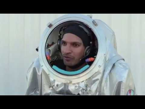 Simulation Tests In Remote Desert Of Oman Mars On Earth
