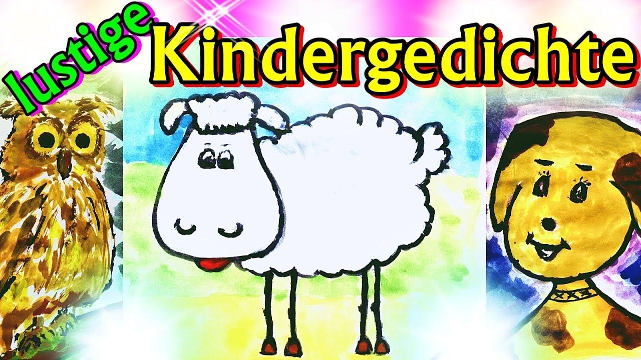 Lustige Kindergedichte Tiergedichte Für Kinder Im Kindergarten