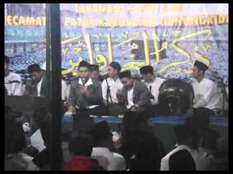 Pastvnews,Lagu Islami di Mujahadah Dikrul Ghofilin Putat Gunungkidul