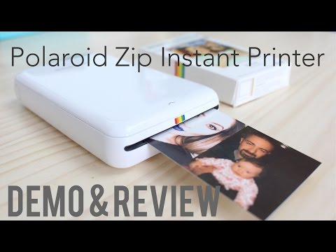 Polaroid Zip Review | Erin Condren