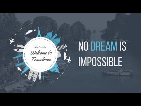TRAVELZONE Powerpoint - No Dream is Impossible