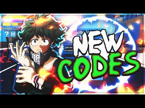 CODES AND EXPLOSION UPDATE! | Boku No Roblox: Remastere ...