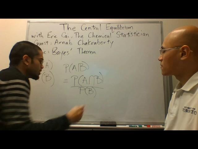 Arnab Chakraborty on Bayes' Theorem – The Central
