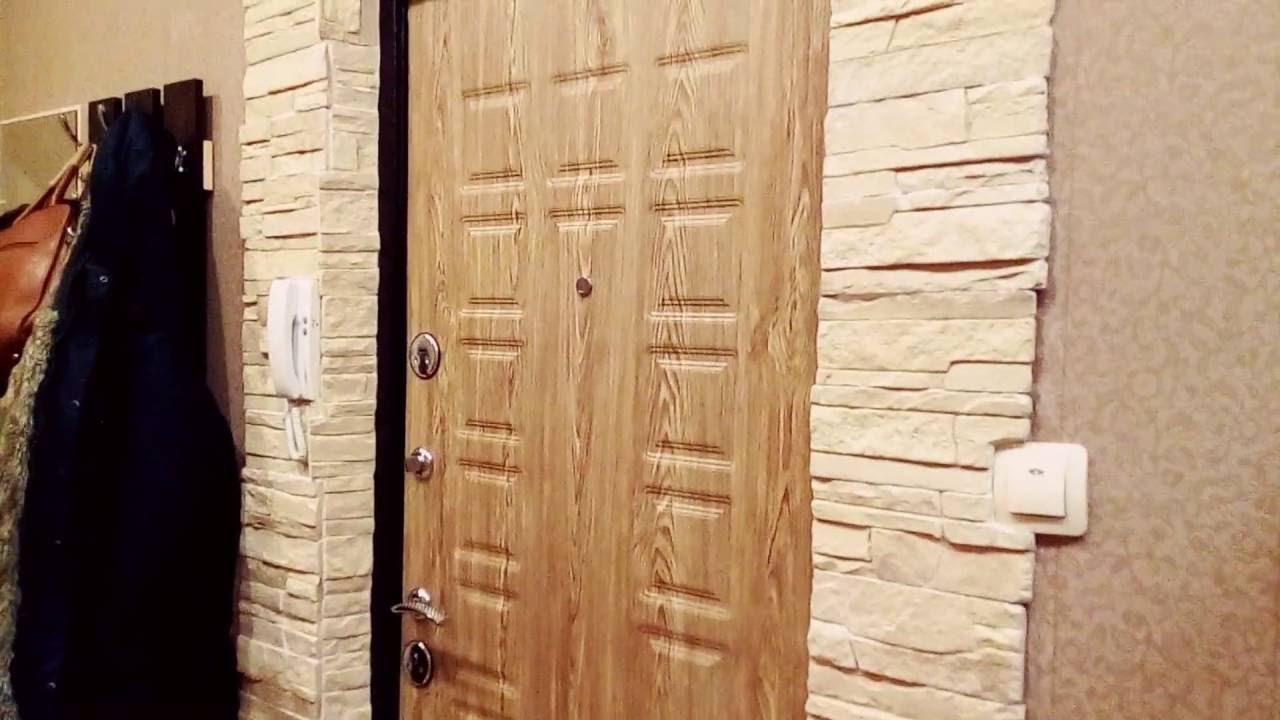 Входные декоративные двери своими руками