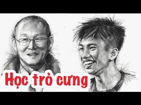 Đoàn Văn Hậu - vũ khí đa năng của HLV Park Hang Seo và U23 Việt Nam | Vlog Minh Hải