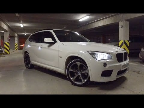 BMW X1 отзыв владельца!