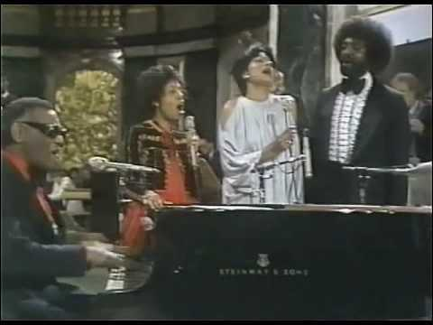 Ray Charles  'Heaven Help Us All'  1979