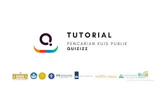 Quizizz - Tutorial Pencarian Kuis Publik