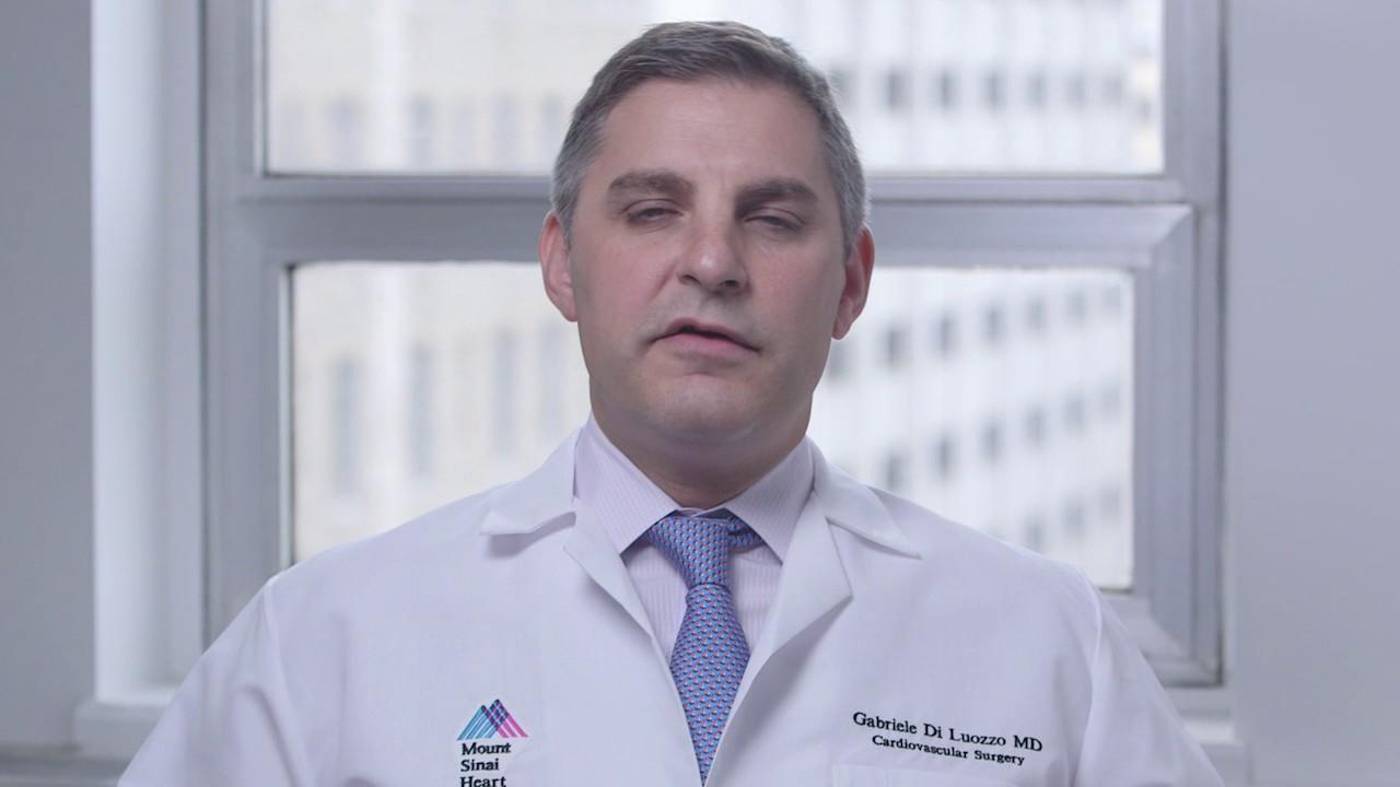 Dr. Gabriele DiLuozzo