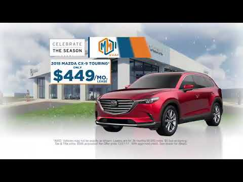 Holiday sale at magna motors youtube for Magna motors mazda volvo evansville in