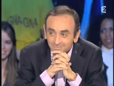 Clash entre Guy Bedos et Eric Zemmour - On N'est Pas Couché