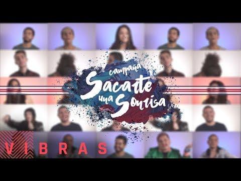 Pranz - Sacarte Una Sonrisa feat. Vibras Community #UnidosPorCostaRica