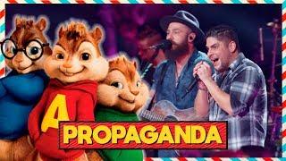 Baixar Propaganda - Alvin e os Esquilos (Cover) | Jorge e Mateus