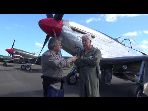 Season 1, Episode 10; P-51 Mustang Interview with Jeff Trappett
