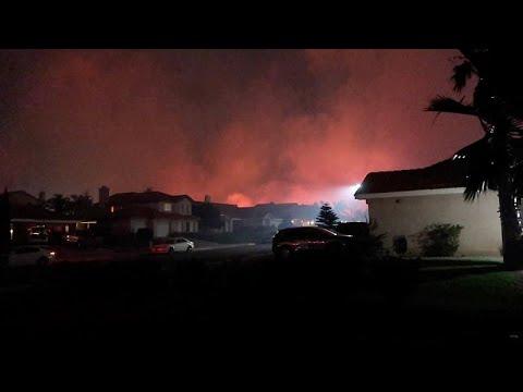 استمرار تأجج حرائق كاليفورنيا وارتفاع حصيلة القتلى إلى 56 شخصاً…  - نشر قبل 11 دقيقة