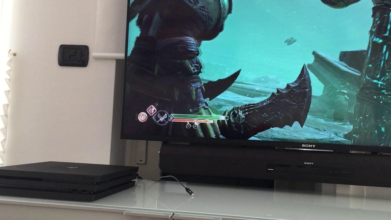 PS4 PRO crazy noisy fan (DELTA fan / ver  CUH-7016B)