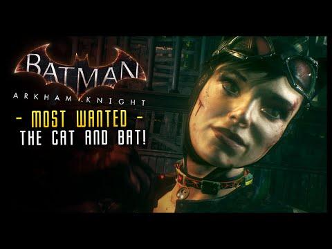 Batman Arkham Knight: Most Wanted Riddler's Revenge The Cat & Bat
