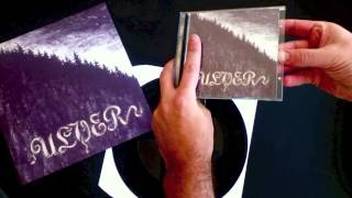 """Unpacking: ULVER - """"Bergtatt - Et Eeventyr I 5 Capitler"""" vinyl / CD"""