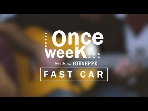 Once a Week - Fast car  |#live #Cover (Tracy Chapman )