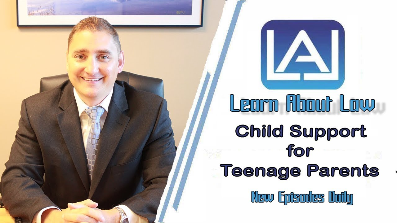 Child Support Laws for Teenage Parents in Illinois | How
