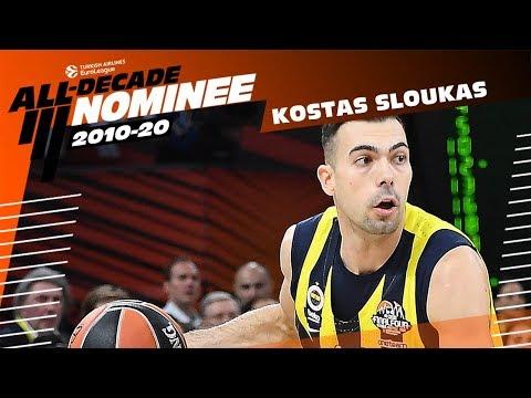 All-Decade Nominee: Kostas Sloukas