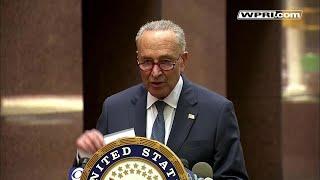 VIDEO NOW: Senate Minority Leader Schumer reaction to executive order