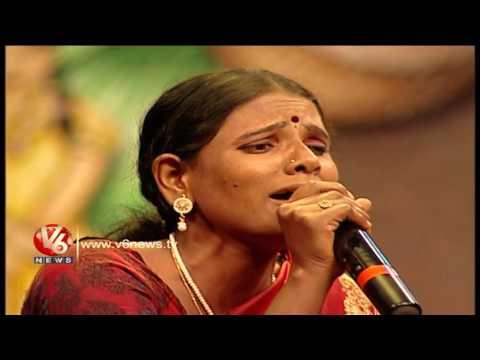 Kantiki Katuka Petti Song | Telangana Folk Songs | Dhoom Thadaka | V6 News