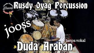 Download lagu DUDA ARABAN ll KENDANG RUSDY OYAG PERCUSSION (TANPA VOKAL)