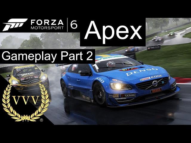 Forza Motorsport 6 Apex Gameplay Part 2