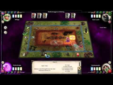 Beatdown and Friends 47: Talisman: Digital Edition [8 of 9] |