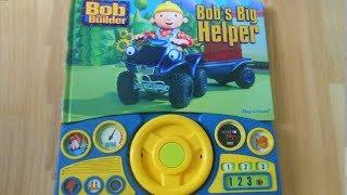 Bob's Big Helper (Bob the Builder) [Board book]