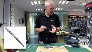 How to Choose a Jiġsaw Blade - Preventing Blade Wander