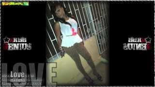 Ishawna - Love [Soul Acoustic Riddim] Aug 2012
