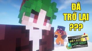 Minecraft Biệt Đội Vượt Ngục (PHẦN 9) #6- BỐ ELIJAH QUAY TRỞ LẠI - VƯỢT NGỤC THÀNH CÔNG 👮 vs 😈