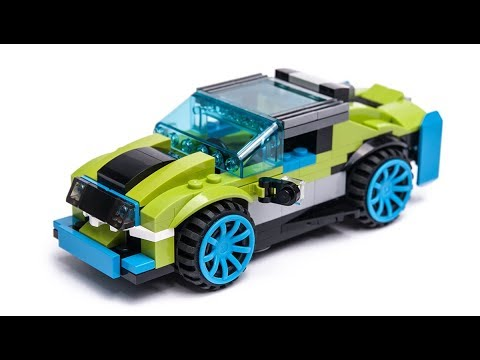 Lego Creator 31074 Moc Review Instructions Youtube