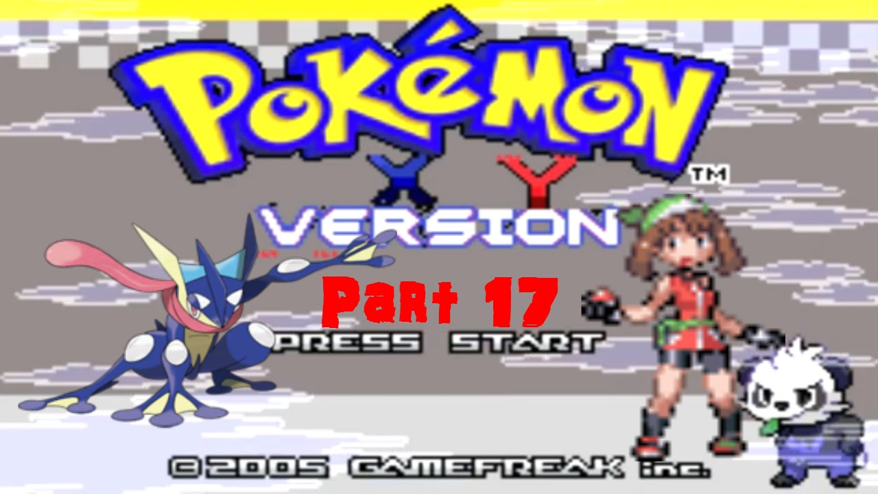 Download pokemon x and y gba mega evolution
