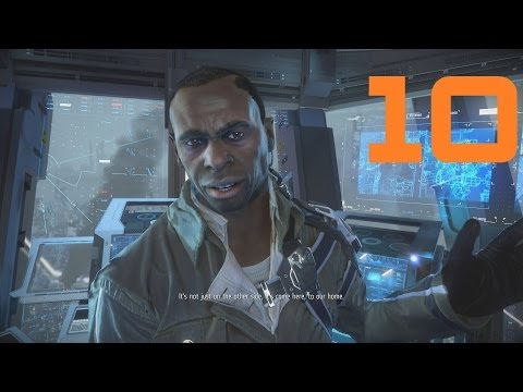 [Part 10] 1080p Killzone Shadow Fall Gameplay Walkthrough/Let's Play/Playthrough (PS4 Gameplay)